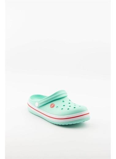 Akınal Bella  Kadın Sandalet & Terlik Yeşil